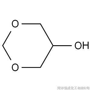甘油分子结构图