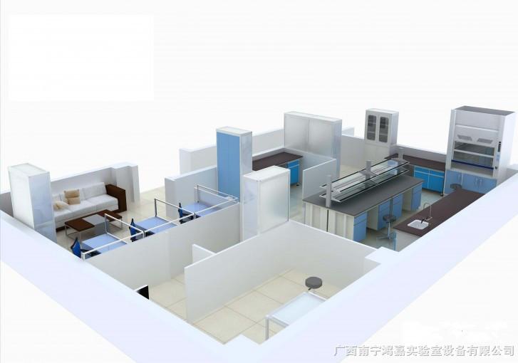 """广西鸿嘉实验室设备有限公司是一家专业从事实验室建设系统工程的专业公司。是集实验室的整体规划设计,工程施工,净化设备和实验室 家具生产与安装于一体的生产与销售公司。 """"为中国实验室建设创建真正一站式服务的系统工程公司""""。 公司的主要生产产品有:实验室家具:中央台,边台,试剂架,吊柜,实验凳,通风柜,天平台,气瓶柜,危险化学储存柜,试剂柜,器皿柜,玻片柜,腊片柜,冼眼器,紧急冲淋器,万向排气罩,原子吸收罩等。同时针对不同的客户群需要设计有全钢结构,钢木结构,铝木结构,全木结构,全不锈钢"""