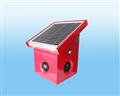 电力电杆驱鸟器_超声波语音驱鸟器